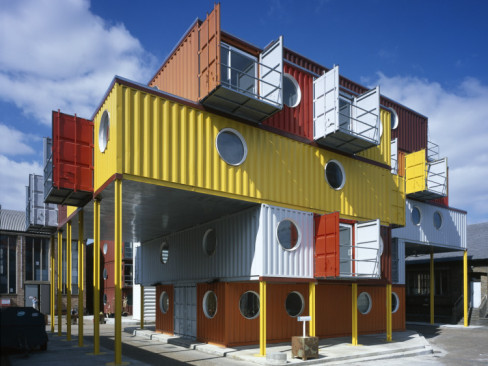 5 creative uses for shipping containers you wouldn t believe shipping container sales - Container homes london ...