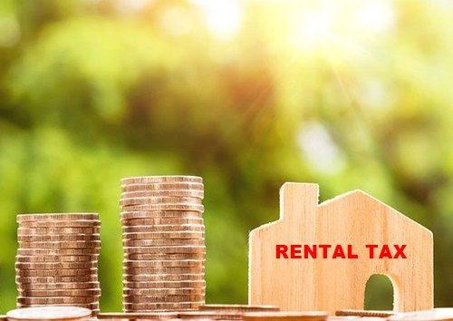 rental tax return
