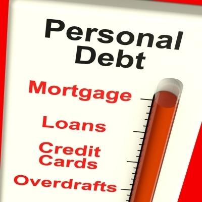personal debts