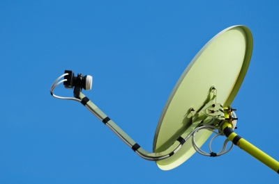 digital satellite tv