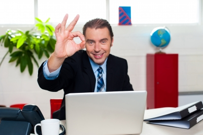 thumbs up to online resume