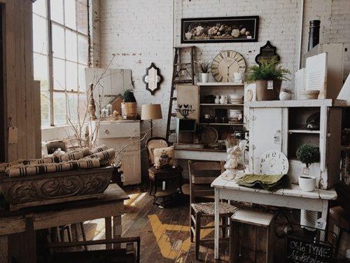 novelty shop for home renovation